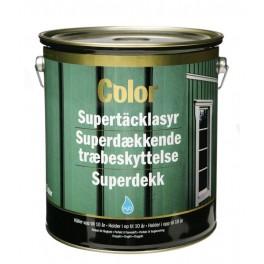 Color vandbaseret træbeskyttelse