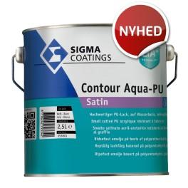 Sigma  Contour Aqua-PU Hvid eller Sort