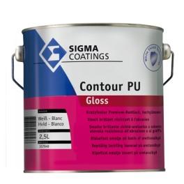 Sigma Contour PU Hvid eller Sort
