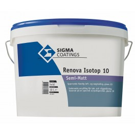 Sigma Renova Isotop, 10 semi-mat